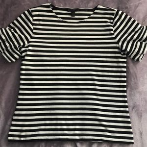 J. Crew Striped Shirt